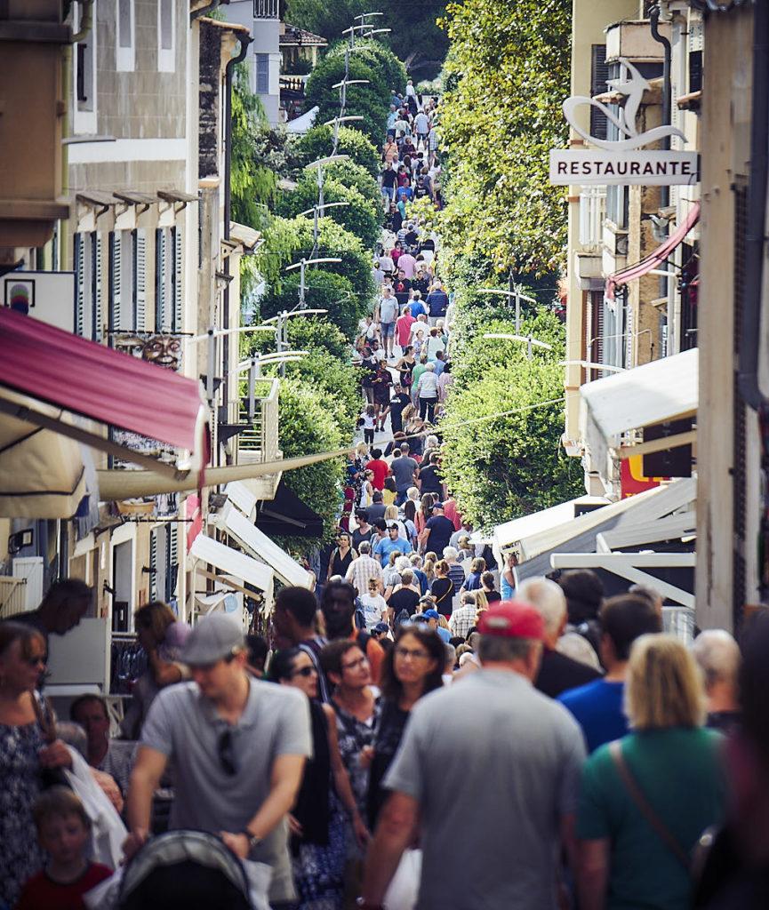 Mallorca: Artà / Wochenmarkt